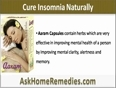 Cure Insomnia Naturally And Get Good Sleep With Aaram Natural Sleeping Pills