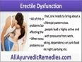 Erectile Dysfunction Natural Remedies That Give Fast And Safe Result