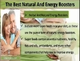 What Are The Best Natural And Herbal Energy Boosters