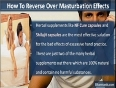 Is It Possible To Reverse Over Masturbation Bad Effects