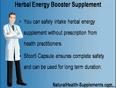 Herbal Stamina Energy Booster Supplement To Last Longer