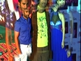 Sunny Leone 's Cleavage Show At Jackpot Movie Trailer Launch