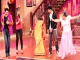 FUNNY moments from Comedy Nights with Kapil