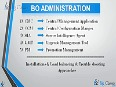 SAP Business Objects Administration