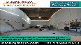 Industrial factory shed for manufacturing plant 2700 sq ft Workshop, Warehouse Prefabricated Shed D Zone Wada Palghar