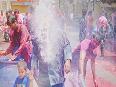 Colourpic.com Celebrates Holi Festival with a Cool Colourful Fun Video
