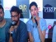 PIKU Official Trailer Launch In Mumbai   Amitabh Bachchan, Deepika Padukone, Irrfan Khan