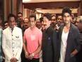 Arjun Kapoor wears Salman Khan 's Devil mask-KICK
