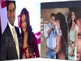 Salman Khan With Ex Girlfriends Aishwarya Rai And Katrina Kaif At An Event Together