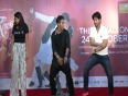 Pyaar Vali Love Story Promotion - Patkar College - Swapnil Joshi, Sai Tamhankar, Sanjay Jadhav