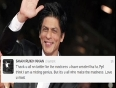 Shahrukh Khan Thanks His Fans Who Wished Him On His 48th Birthday