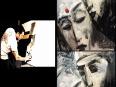 Salman Khan's painting on the sets of Bajrangi Bhaijaan