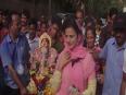 (VIDEO) Ameesha Patel Bids Goodbye To Lord Ganesha - Ganpati Visarjan 2014