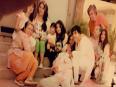 25 aaradhya,aishwarya,abhishek play holi together - watch now - alapi_ag-showbizz