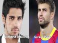 Bollywood Stars Look Alikes For Footballers