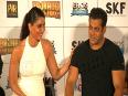 Salman And Kareena React On Stepping Out Of 'SHUDDHI'