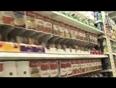 Store fixtures and gondola shelving