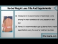 Truth About The Effectiveness Of Herbal Weight Loss Pills And Supplements