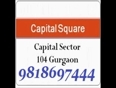 Capital Sector 104  9818697444  Commercial Retail Studio
