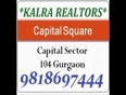 9818697444  Capital Square   Sector 104 Dwarka Expressway