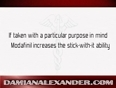 What is modafinil used for damian alexander, md discusses what is modafinil used for