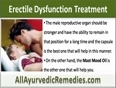 Erectile Dysfunction Herbal And Safe Remedies A Self Help Guide