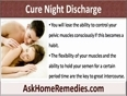 How Men Can Cure Night Discharge, Release Of Semen During Sleep Naturally