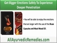How To Get Bigger Erections Safely To Experience Deeper Penetration