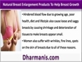 Proven Natural Breast Enlargement Products To Help Breast Growth Naturally