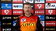 SRH vs KXIP: Very disappointed, says David Warner after defeat