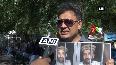 Balochistan, Sindh activists protest near UNHQ against atrocities by Pakistan