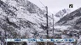 HP's Lahaul-Spiti covers with fresh white snow