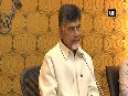 CM Chandrababu Naidu interacts with state ministers via video conferencing