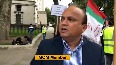 MQM protests London after Pak PMs assassinate threat to Altaf Hussain