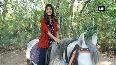 Watch: Kerala schoolgirl rides horse to reach exam hall