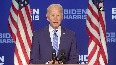 US Presidential election We believe we ll be winners, says Biden as he leads.mp4