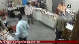 Man brutally beats up woman colleague inside office in Nellore