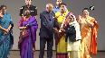 President Kovind confers 'Nari Shakti Puraskar'
