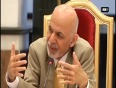 Afghan president ghani hints at talks with taliban under constitutional framework