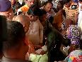 CM Yogi distributes cheques to families of Etah mini truck accident victims