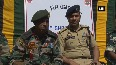 Bandipora encounter 5 terrorists killed, huge cache of arms & ammunition recovered