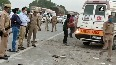 VIDEO: 24 migrants killed after 2 trucks collide in UP's Auraiya