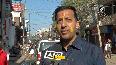 Watch Locals in Northeast Delhi play Holi peacefully