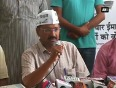 Kejriwal lashes at bjp goons for attacking aap supporters
