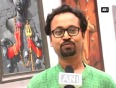 Three  day painting exhibition brings cheer to specially abled in siliguri