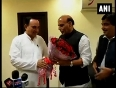 Subramanian swamy joins bjp
