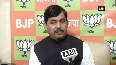 Sure of victory in MP, Rajasthan assembly elections Shahnawaz Hussain