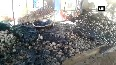 70 shops gutted in fire at vegetable market in Odisha s Sambalpur