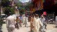 Massive protests erupt against dams in PoK