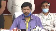 Athawale reminds Rahul of Rajasthan s rape case, says he is doing politics on Hathras gang rape.mp4